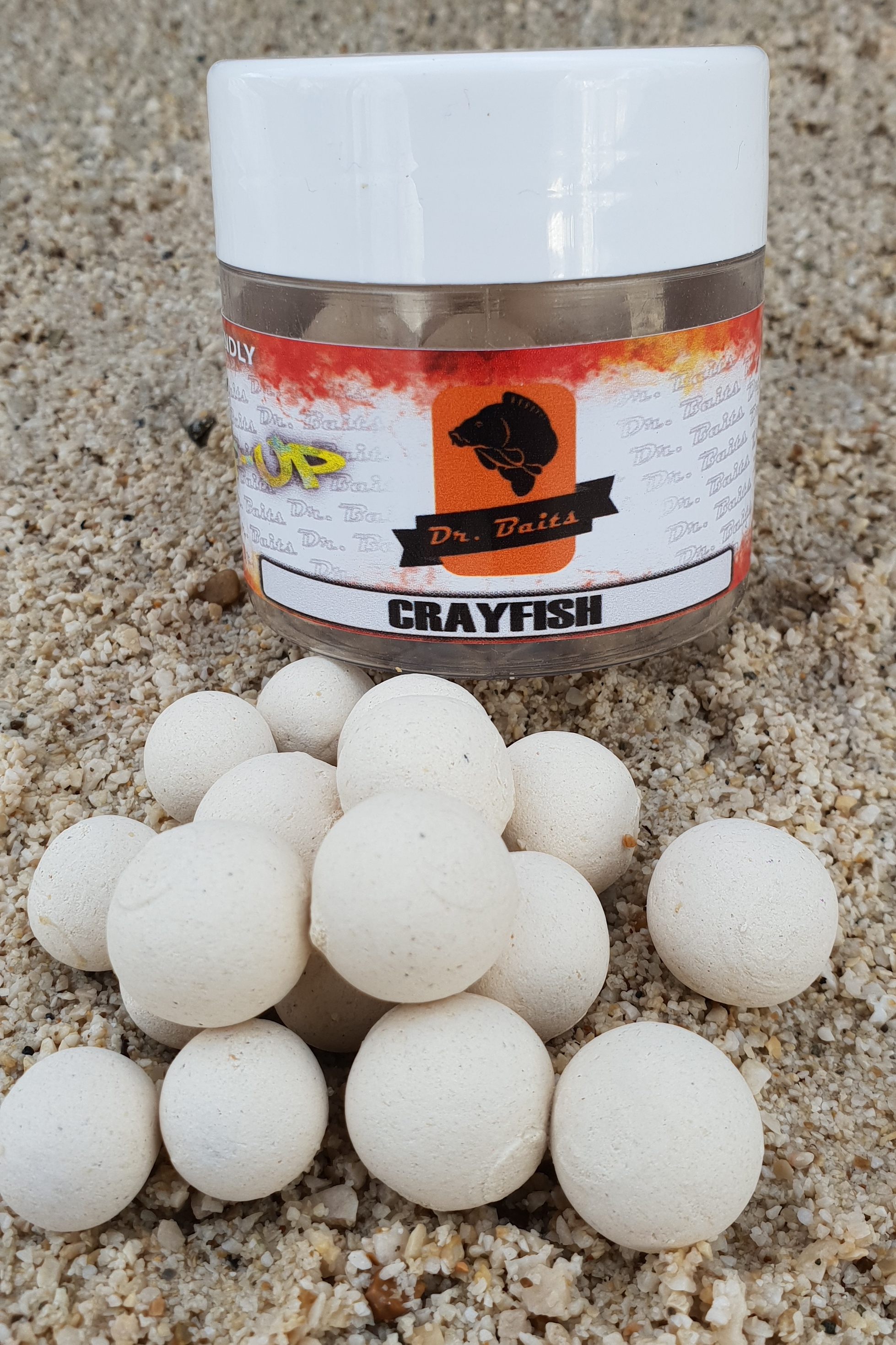 Dr.Baits Cray fish Pop UP 50g 16-14mm