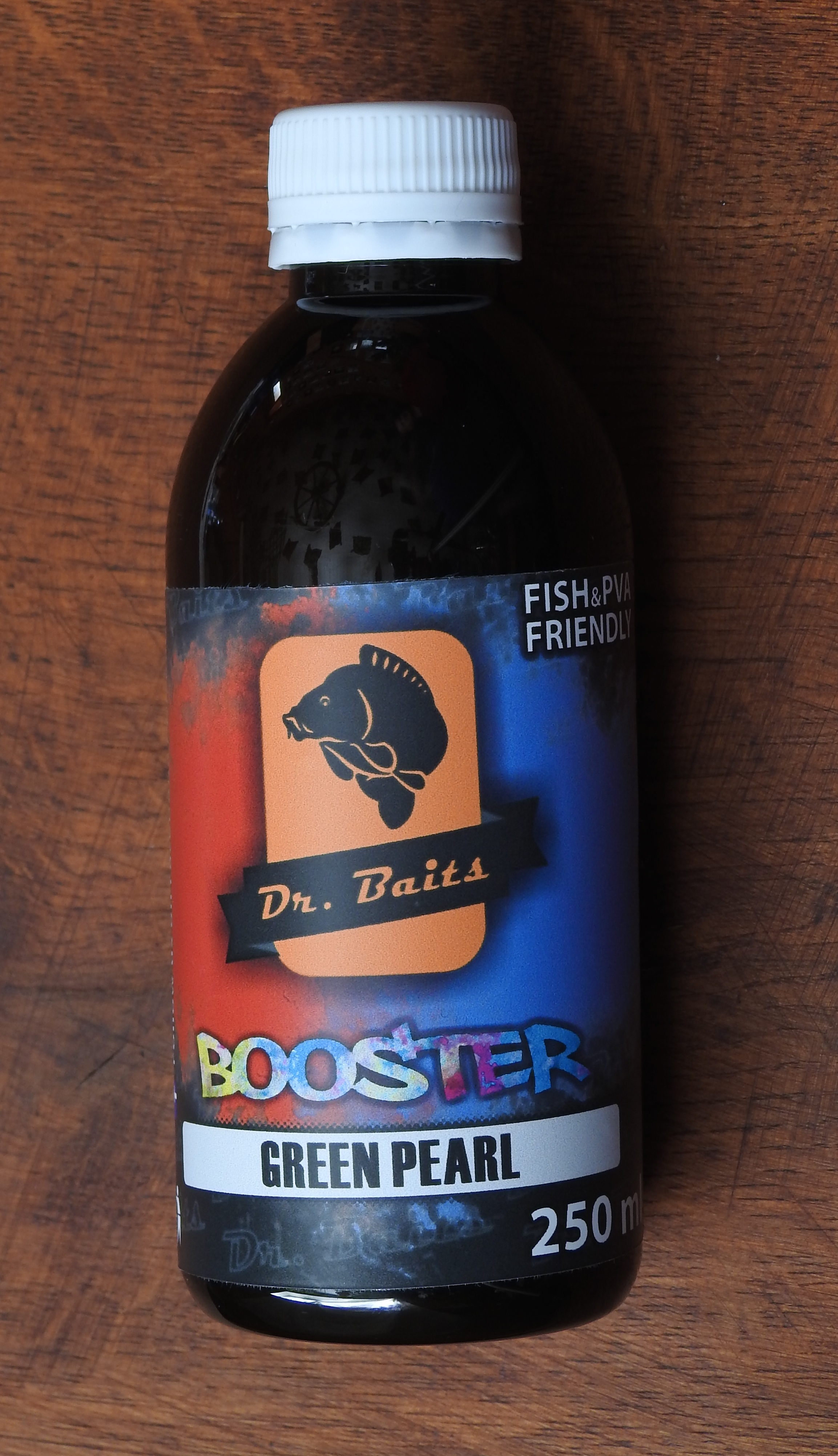 Dr.Baits Green pearl BOOSTER 250ml