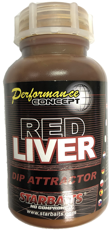 Dip STARBAITS Red Liver 200ml