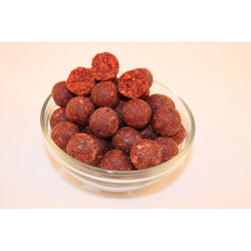DUDI BAIT Boilies soluble MISTER RED 1kg